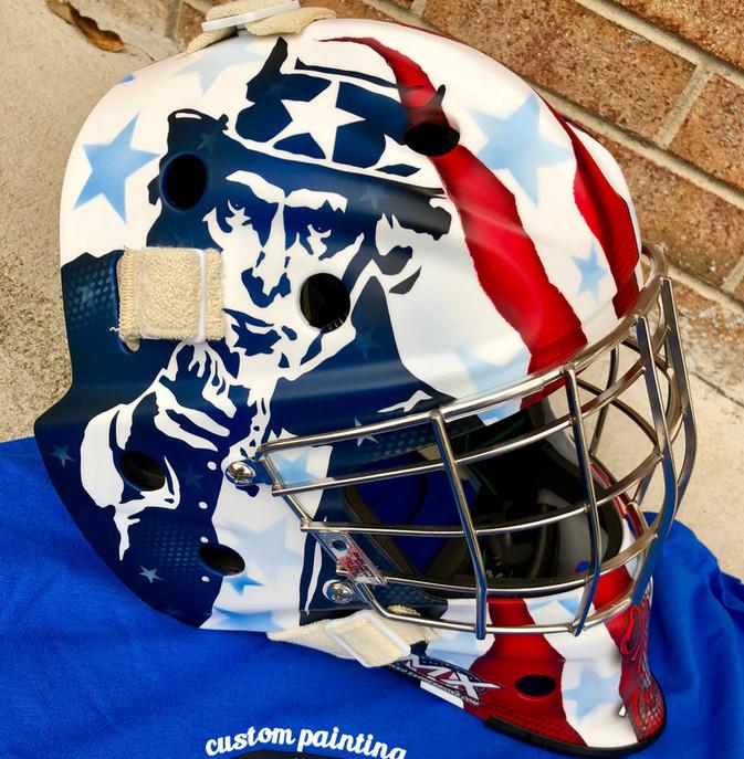 Uncle Sam Hockey Mask