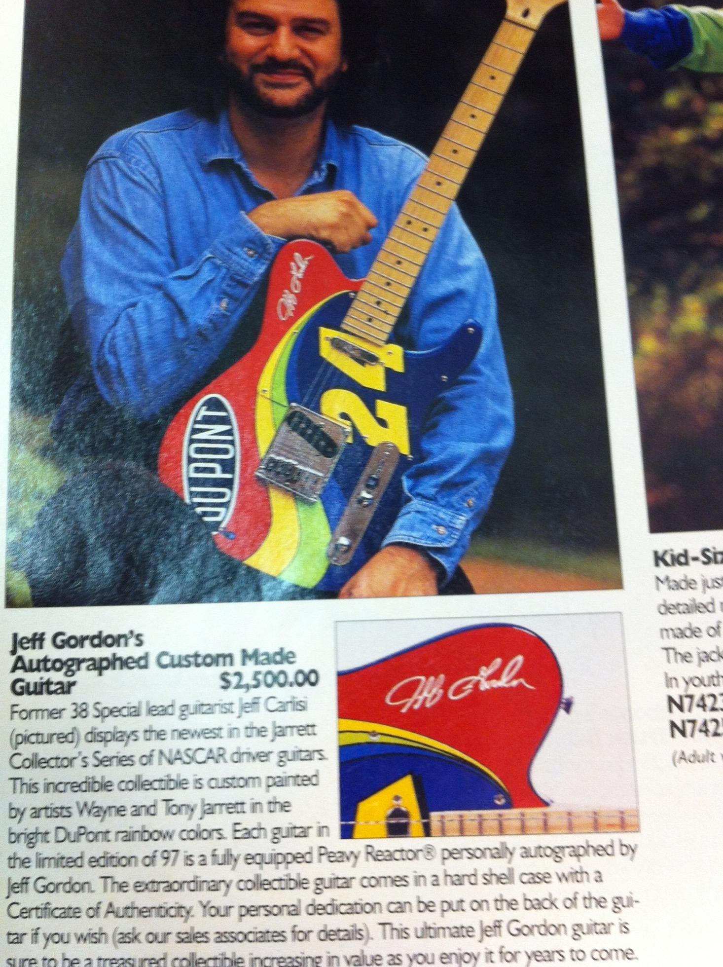 Jeff Carlisi (.38 Special)