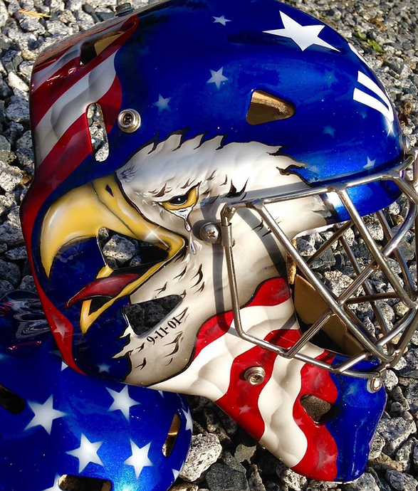 USA Eagle Mask