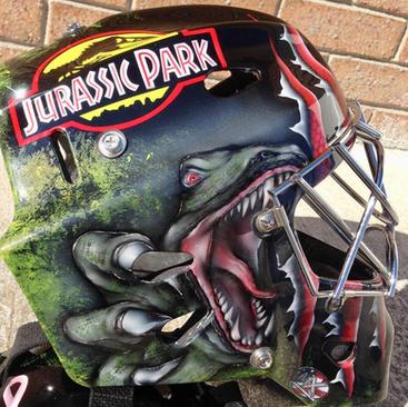 Jurrasic Park Mask