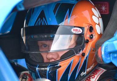 Thad Moffiitt Helmet