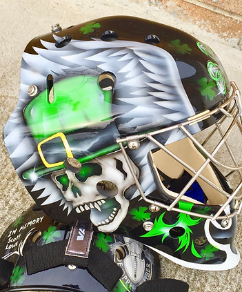 Irish Hockey Mask