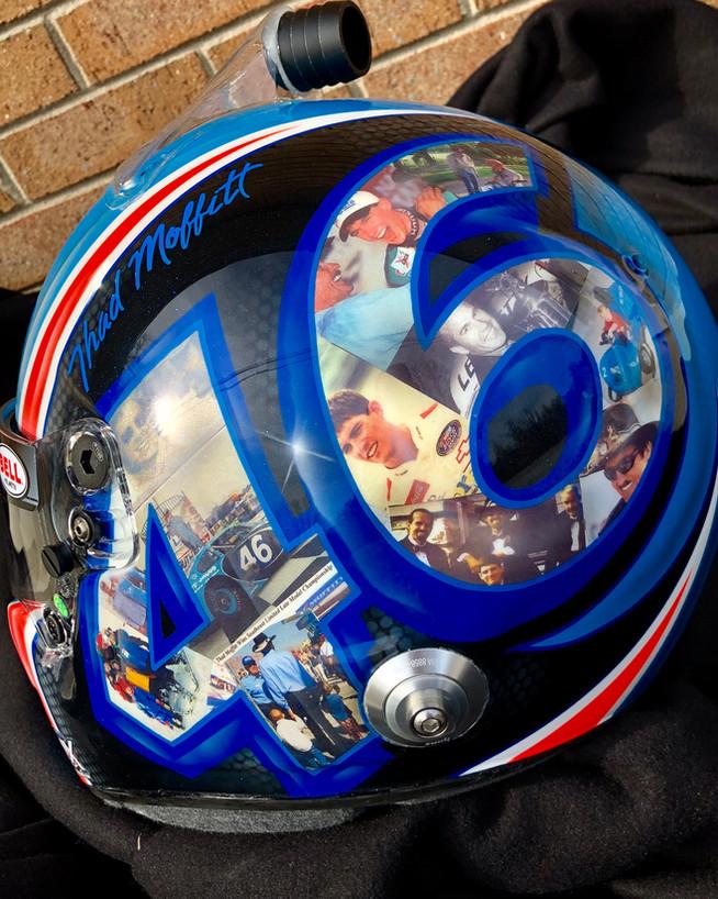 Richard Petty Family Helmet