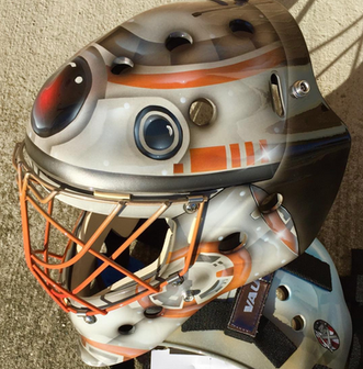 BB8 Hockey Mask