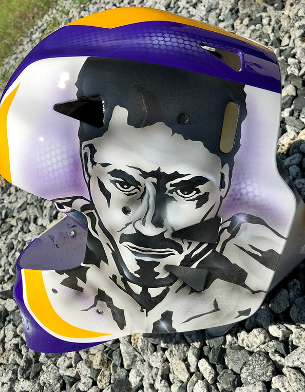 Tony Stark Hockey Mask