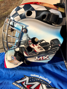 Indy Car Mask