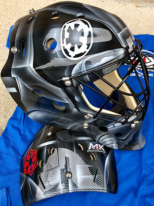 Star Wars Goalie Mask