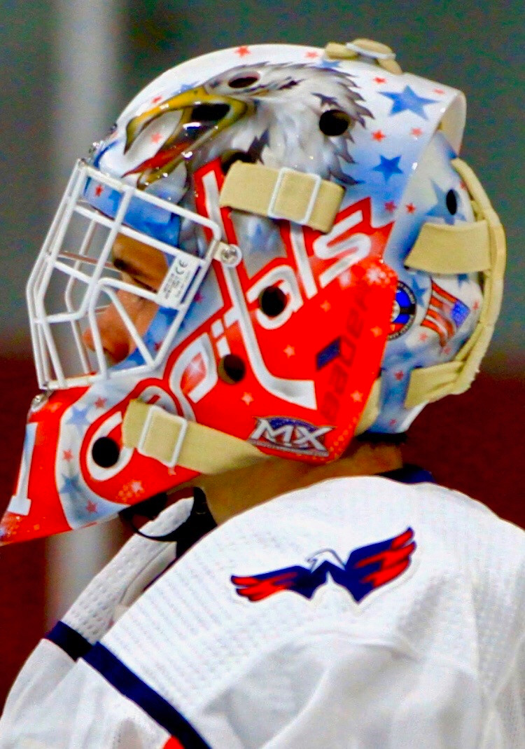Capitals Mask