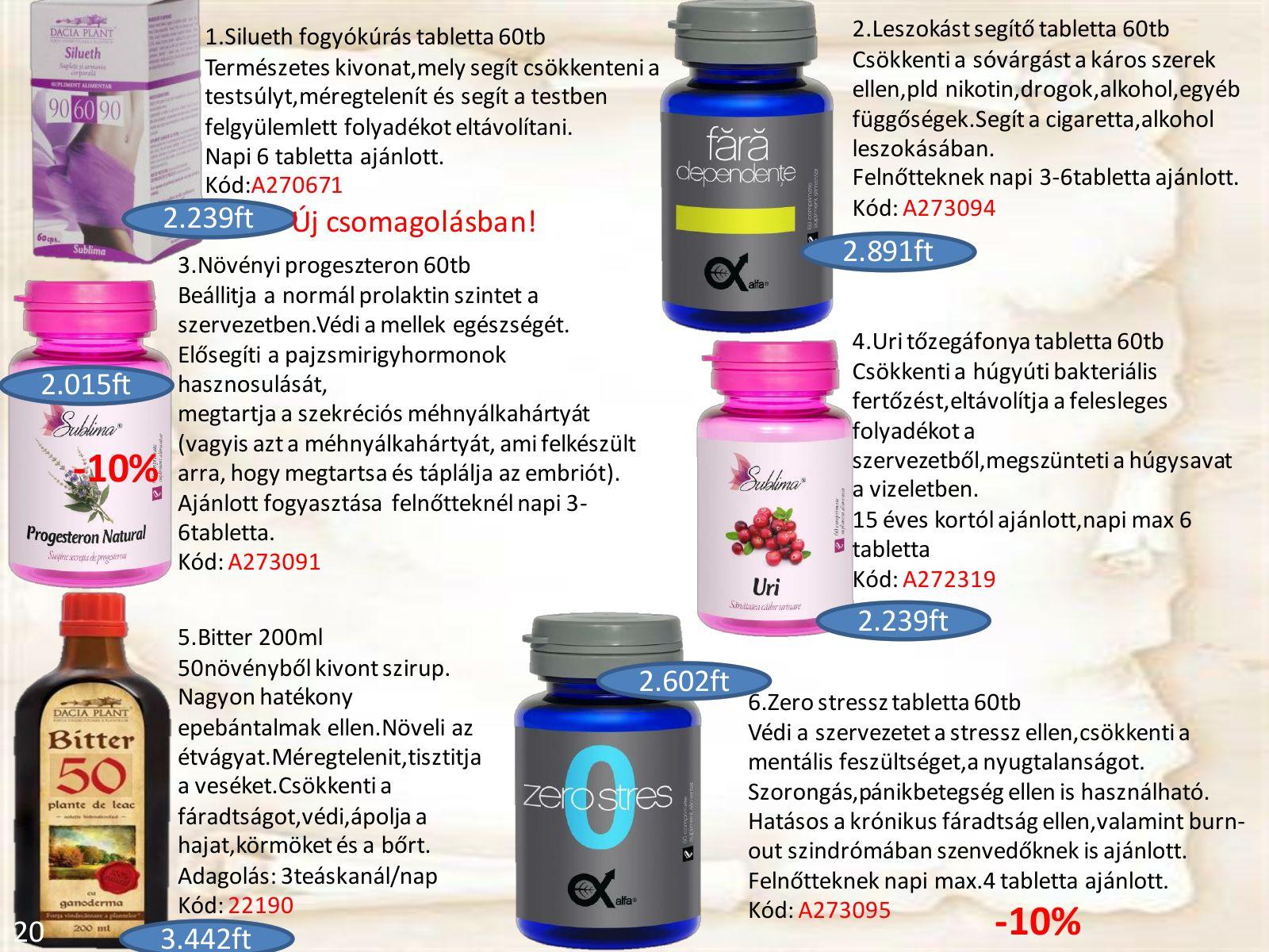 xambo fogyókúra tabletta