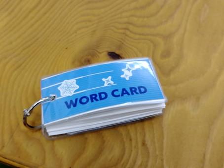 すごーーーーい!カード!