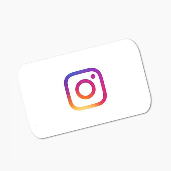 Social Media Convenience Card