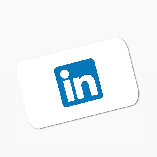 Linkedin Convenience Card