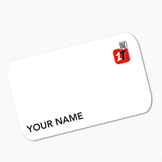 Multi-Platform Convenience Card