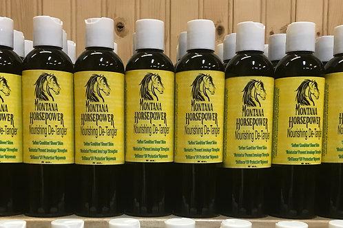 8oz.  Montana HorsePower Nourishing De-Tangler