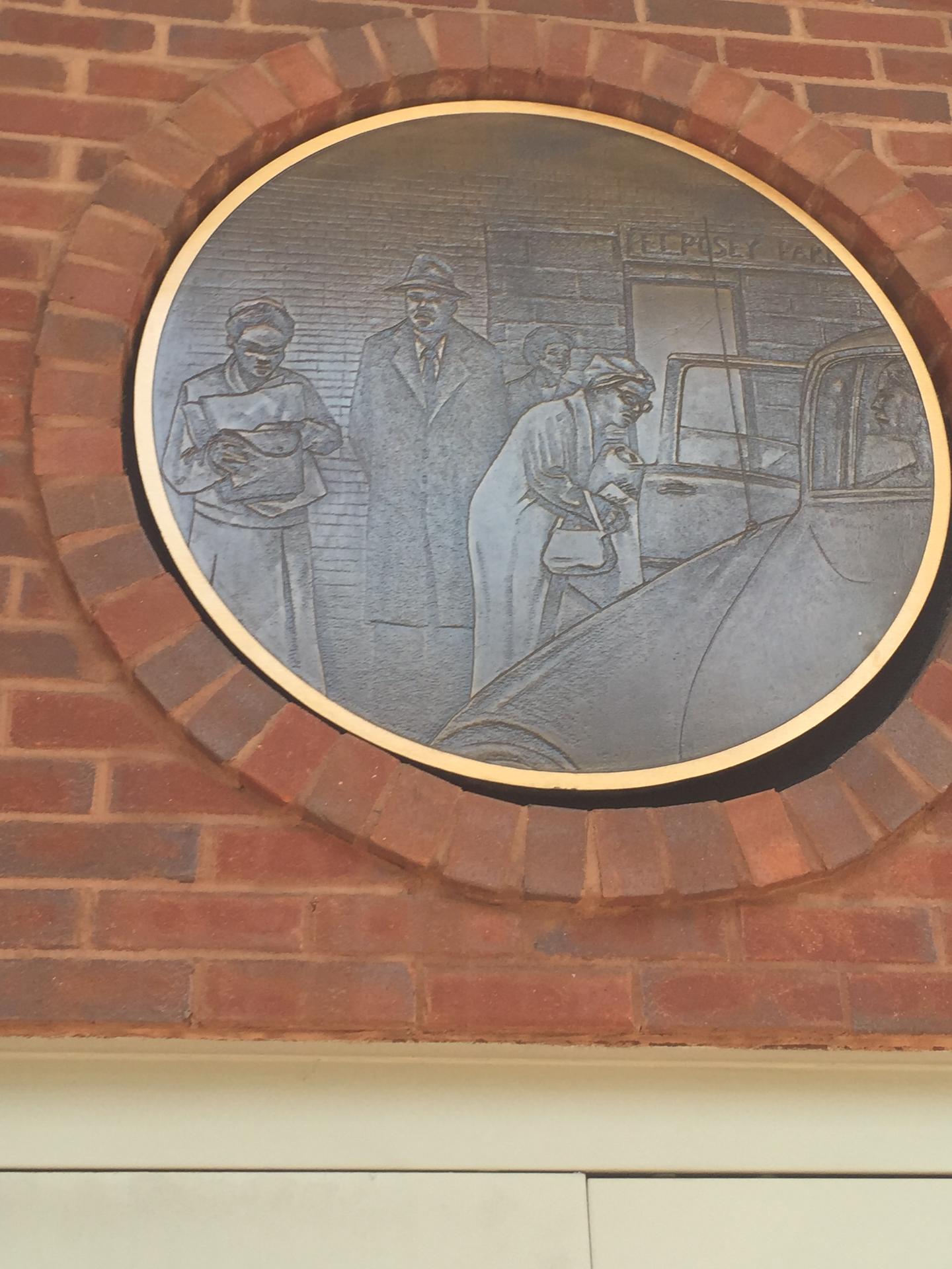 Rosa Parks Murals