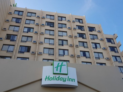 Holiday Inn Harare Exterior Re-Paint