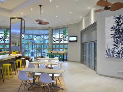 Cool Beans Coffee Shop Remodel @Cresta Lodge