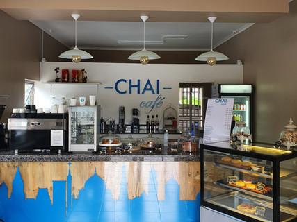 Chai Cafe Along Churchill