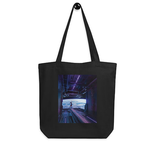 """Tote bag """"Bliss"""" by """"thebakaarts"""""""