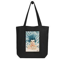 "Tote bag ""Drown"" by Bikangarts"