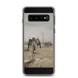 """Samsung Case """"Angels"""" by Dark-indigo"""