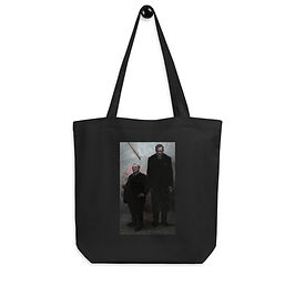 """Tote bag """"The Old Firm"""" by """"JeffLeeJohnson"""""""