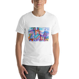 """T-Shirt """"Caramelle Architecture"""" by Solar-sea"""