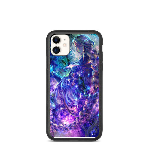 """iPhone case """"Hymn of Gathering Stars"""" by Solar-sea"""
