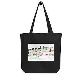 """Tote bag """"Mad About You"""" by """"NikNeuk"""""""
