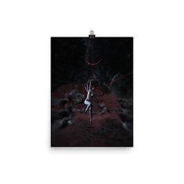 "Poster ""Lilith 34:14"" by Dark-indigo"