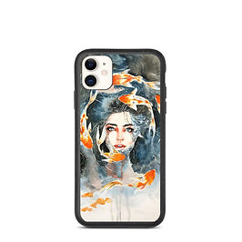 "iPhone case ""I Drew Kelogs"" by Bikangarts"