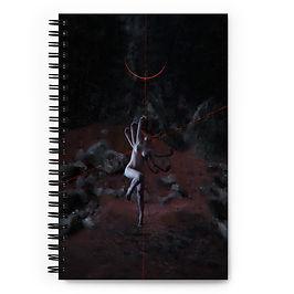 """Notebook """"Lilith 34:14"""" by Dark-indigo"""