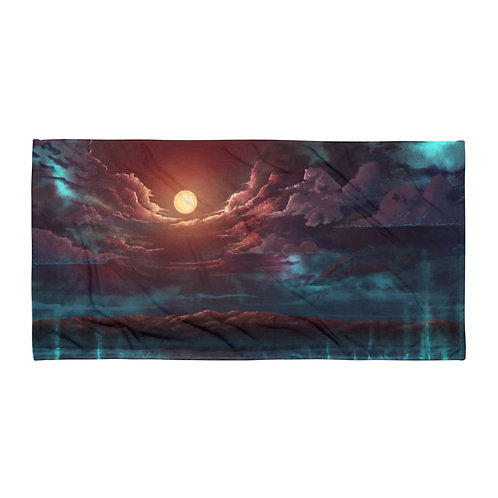"""Beach Towel """"San Luis"""" by """"chateaugrief"""""""