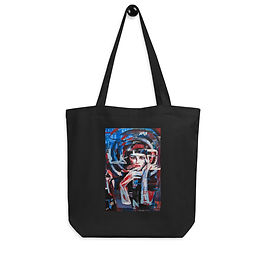"""Tote bag """"Think"""" by """"MikeOncley"""""""