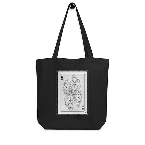 "Tote bag ""guytoprinthd"" by ""remiismeltingdots"""