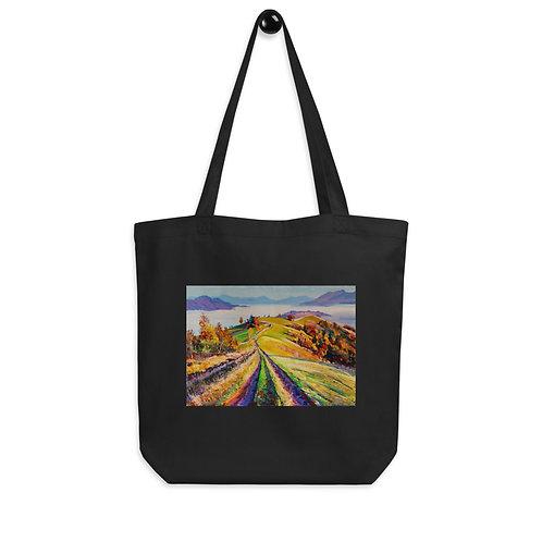 "Tote bag ""Autumn Morning"" by ""Gudzart"""