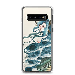 "Samsung Case ""Capricorn"" by Bikangarts"