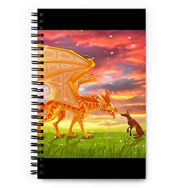 """Notebook """"Bloom"""" by Lizkay"""