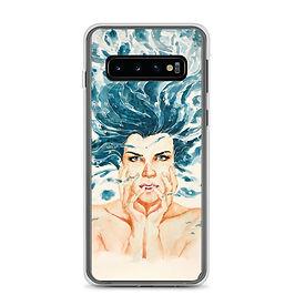 """Samsung Case """"Drown"""" by Bikangarts"""