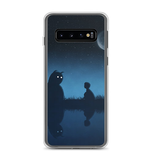 """Samsung Case """"The Friend of the Night"""" by Hotamr"""