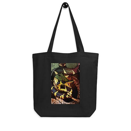 "Tote bag ""Mangrove Snake"" by ""Culpeo-Fox"""