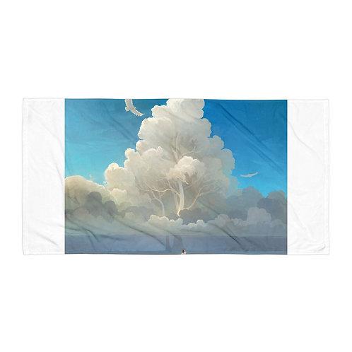 "Beach Towel ""Nature Salvation"" by ""RHADS"""