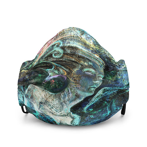 "Mask ""Sea Spiritual"" by Solar-sea"