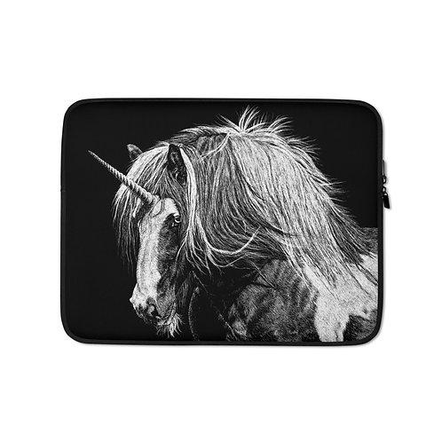 "Laptop sleeve ""Unicorn"" by Beckykidus"