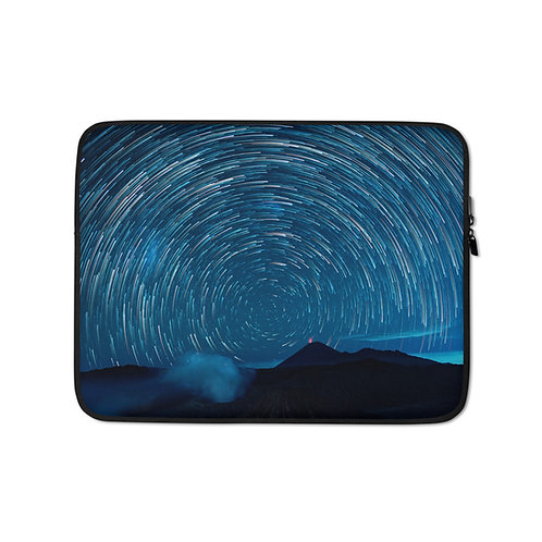 """Laptop sleeve """"1"""" by Schelly"""