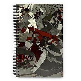 "Notebook ""Hexennaught"" by AbigailLarson"