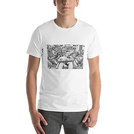 "T-Shirt ""Rehab"" by Ccayco"