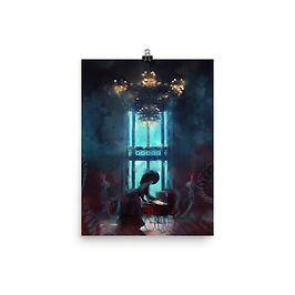 """Poster """"Mother"""" by Dark-indigo"""