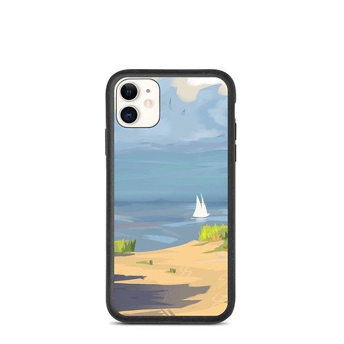 "iPhone case ""Beach Vibes"" by Hartdrawss"