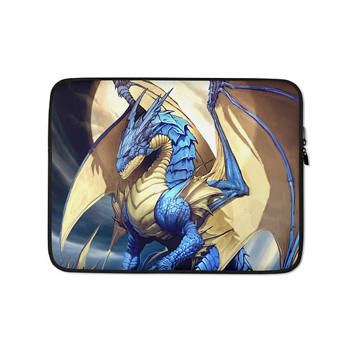 "Laptop sleeve ""Dragonictus"" by El-grimlock"